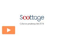 Scottage Spring/Summer 2016 | Director : Éric VERNAZOBRES